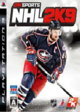 北美冰球联赛2K9 日版