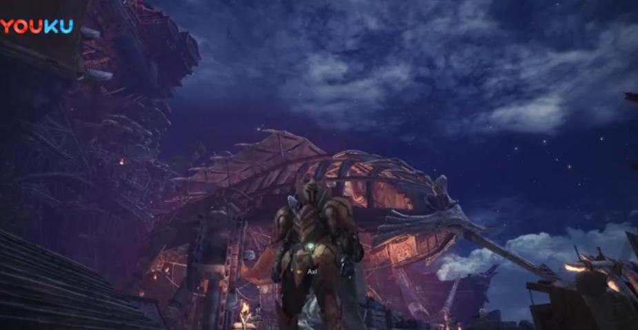 《怪物猎人:世界》中心塔之旅