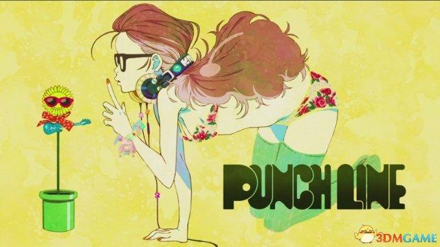 御宅绅士向 美少女日常《Punch Line VR》新体验