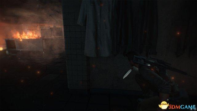 恶灵附身2速杀喷火兵boss欧尼尔方法