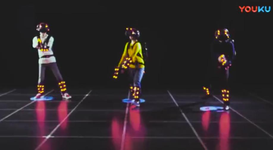 VR 攻壳机动队ARISE主题游戏