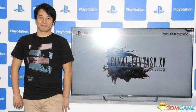 <b>田畑端:吸取FF15精华之游戏新计划明年正式启动</b>