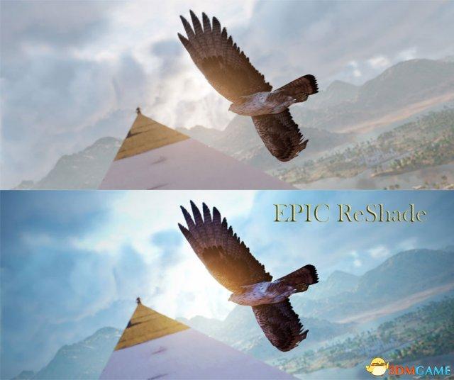 刺客信条:起源 EPIC V2电影风美化ReShade画质补丁