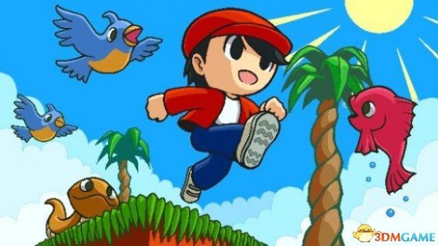 游戏新消息:少年特里普Switch版演示颇具FC版冒险岛风格