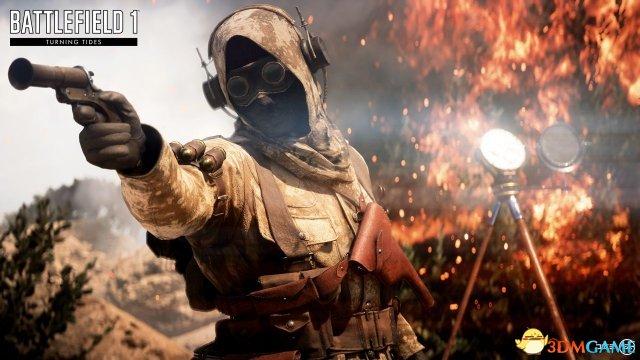 游戏新消息:战地1力挽狂澜发售日确认新战斗截图公开