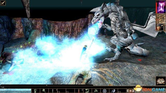 游戏4K高清重制!《无冬之夜:增强版》上线Steam