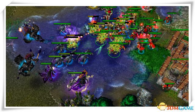魔兽争霸3人族有哪些战术 WAR3人族战术介绍