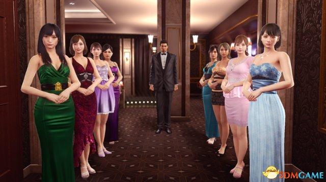 《如龙:极2》初次体验 在夜店遇女优大槻响老师