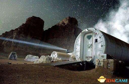 美国大学教授:造价太高昂 建立火星基地不可能!