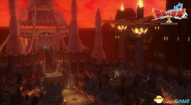 《勇者斗恶龙X》国服新版开放 圣炎的解放者上线