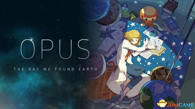 神秘太空探索《OPUS地球计画》即将登陆Switch
