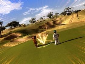 大众高尔夫5 游戏截图