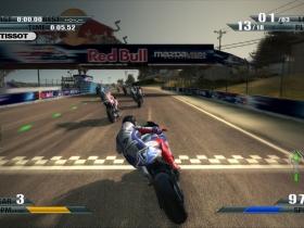 摩托GP 09/10 游戏截图