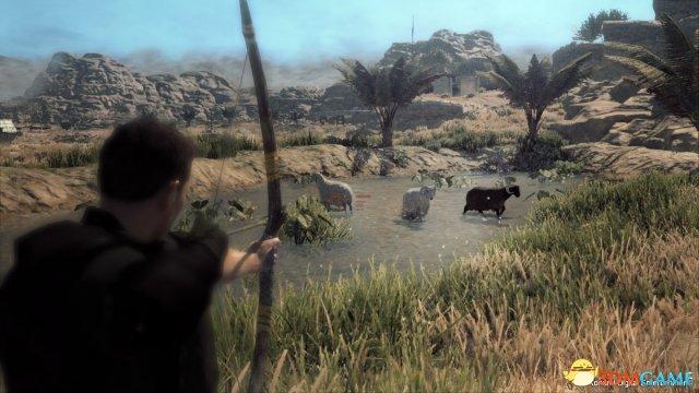 《合金装备:幸存》新截图公布 展示打猎要素