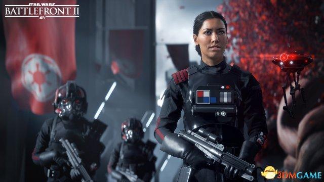 卢卡斯影业解释谈论监督《星球大战:前线2》制作