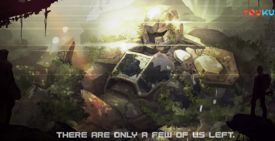 《空甲联盟:荒原》预告
