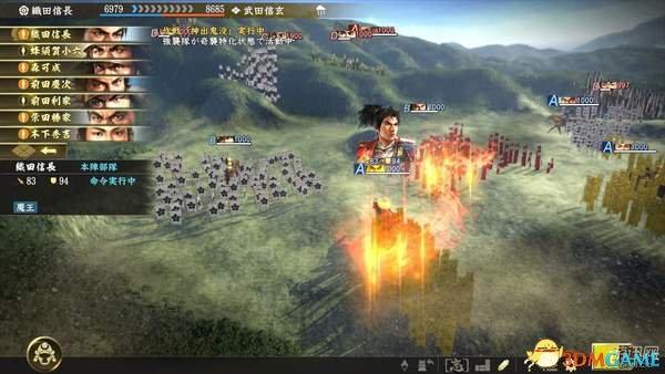 《信长之野望:大志》上架Steam 11月30日发售