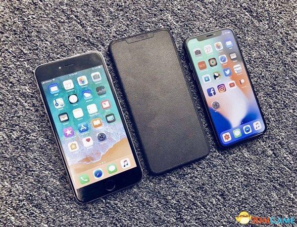 很大很霸气:6.5英寸iPhone X Plus3D机模现身
