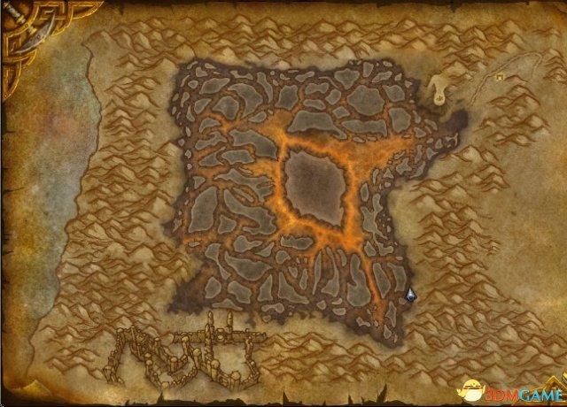 魔兽7.32新希利苏斯地图面貌 萨格拉斯剑引人瞩目