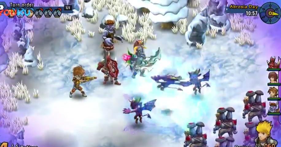 幻想RPG《彩虹天空》宣传