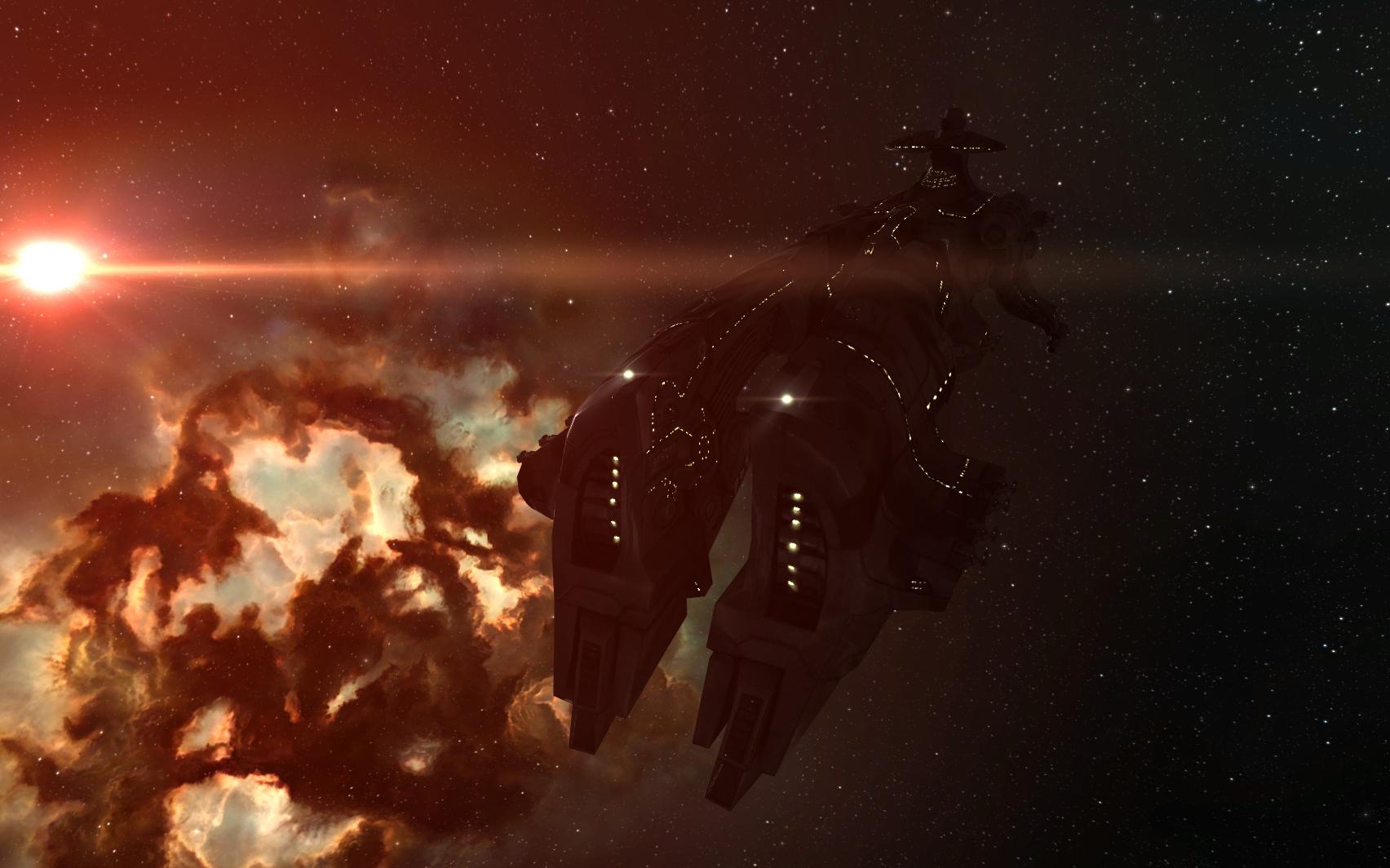 不来试试?经典MMO《EVE》本周末Steam免费体验