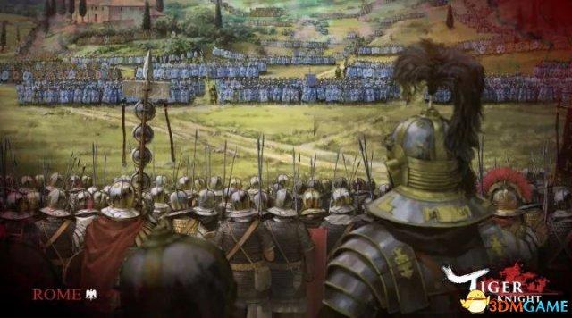 主播一闪开脑洞 教你如何选择《虎豹骑》罗马兵种