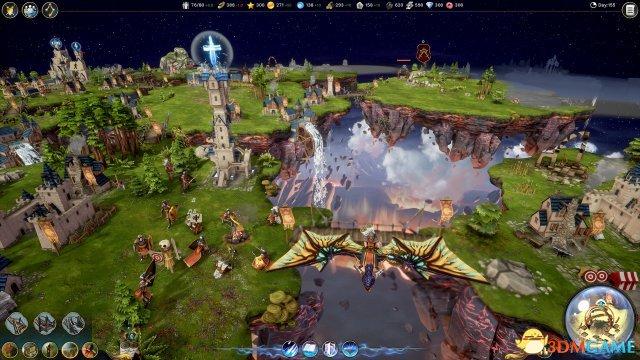 虚幻4打造 波兰《漂移大陆:魔法复兴》登陆Steam