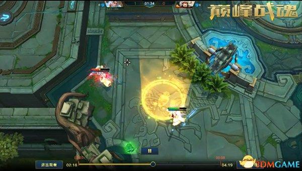 《巅峰战魂》玩家投稿视频第三弹 各色英雄大乱斗