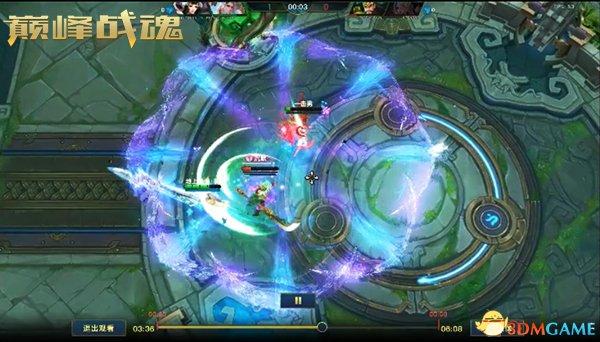 《巅峰战魂》 玩家投稿视频第三弹 各色英雄大乱斗