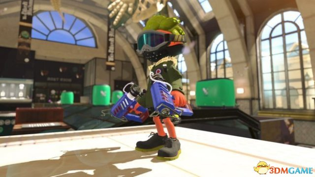 Dualies将加入游戏,喷射战士2