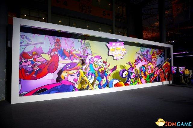 腾讯 WeGame首登参展TGC,十余款精品新作现场尝鲜