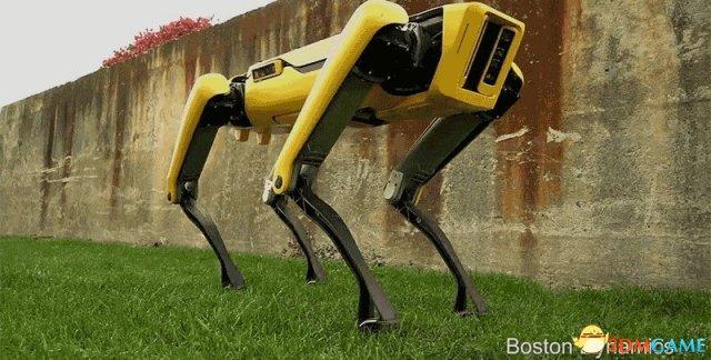 身姿轻盈Boston Dynamics厂推新机器狗走灵动路线