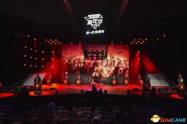 《真龙霸业》除带来主舞台环节的精彩演出及现