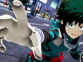 我的英雄学院:One's Justice 游戏截图