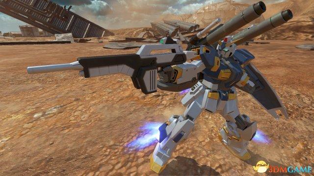 高达AGE-2参战 PS4《高达VERSUS》最新DLC上线