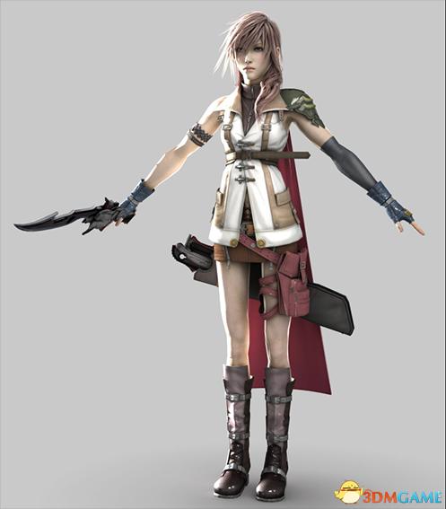 最终幻想13 主角果体补丁