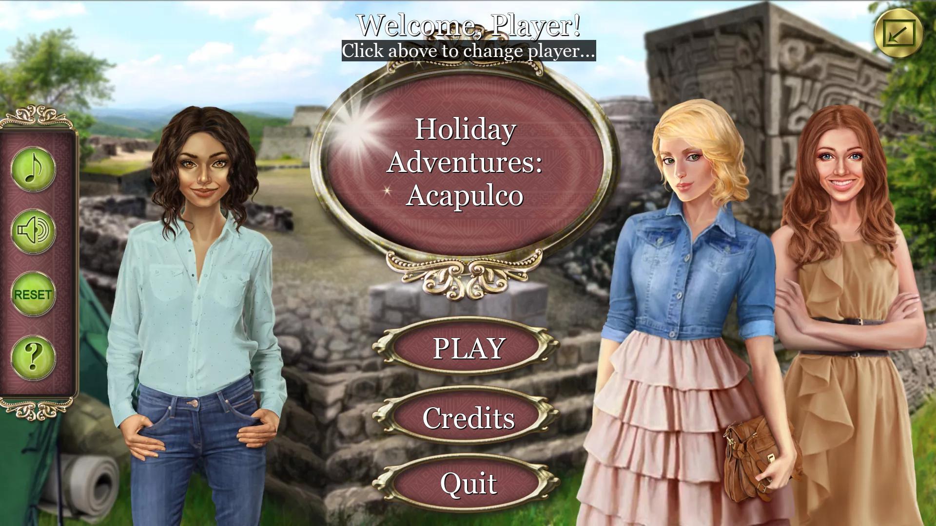 假期冒险:阿卡普尔科 游戏截图
