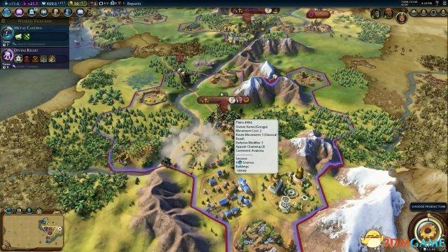 《文明6》朝鲜势力公布 善德女王机智聪慧令人胆颤