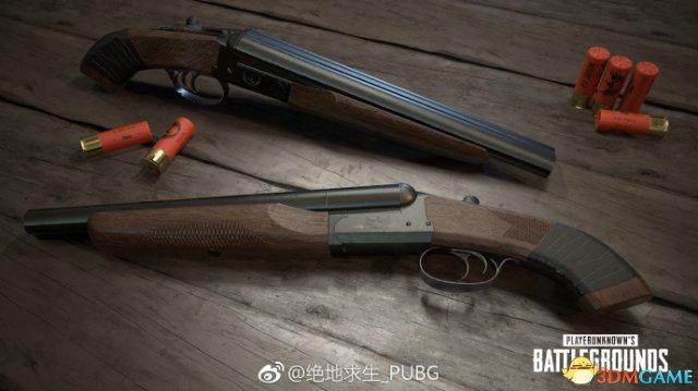 《絕地求生》沙漠地圖新武器公布 左輪手槍R45