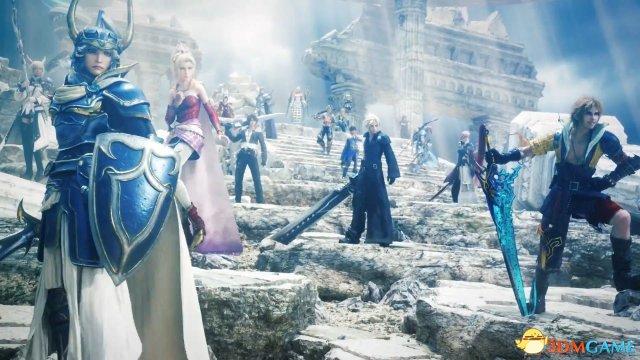 PS4 《最终幻想:纷争NT》