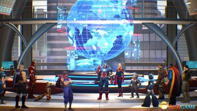 《漫画英雄VS卡普空:无限》周末自由体验活动来袭