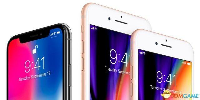 《消費者報告》:續航差不耐用 iPhone X不如8