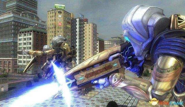 巨型人型外星異形終亮相 PS4《地球防衛軍5》發售
