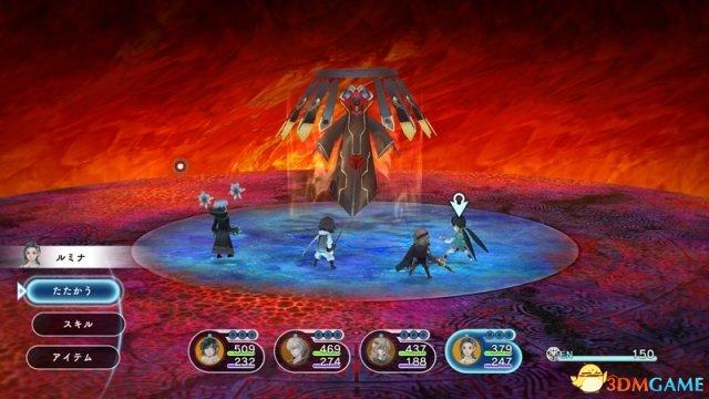 史艾新派RPG《失落的斯菲爾》更新三神的挑戰上線