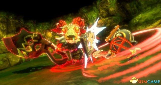 PS4/X-One《欢乐地牢》最新DLC无限大冒险上线