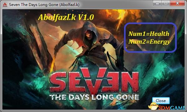 赛文:旧日不再 v1.0.1两项修改器[Abolfazl.k]