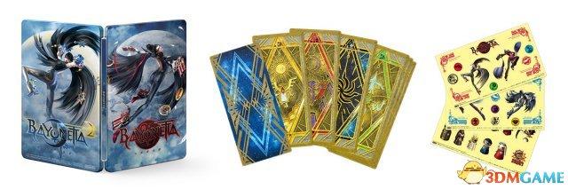 Switch版《猎天使魔女1/2》公开 2月17日发售