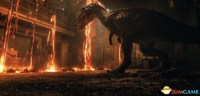 《侏罗纪世界2》正式中文预告 火山喷发灾难来临