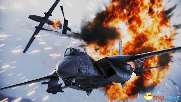 PS3游戏《皇牌空战:无限》将于3月31日停止服务