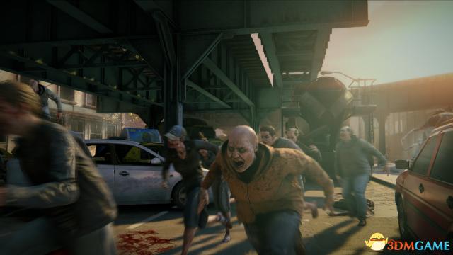 《僵尸世界大战》首批截图和细节公布 四人合作